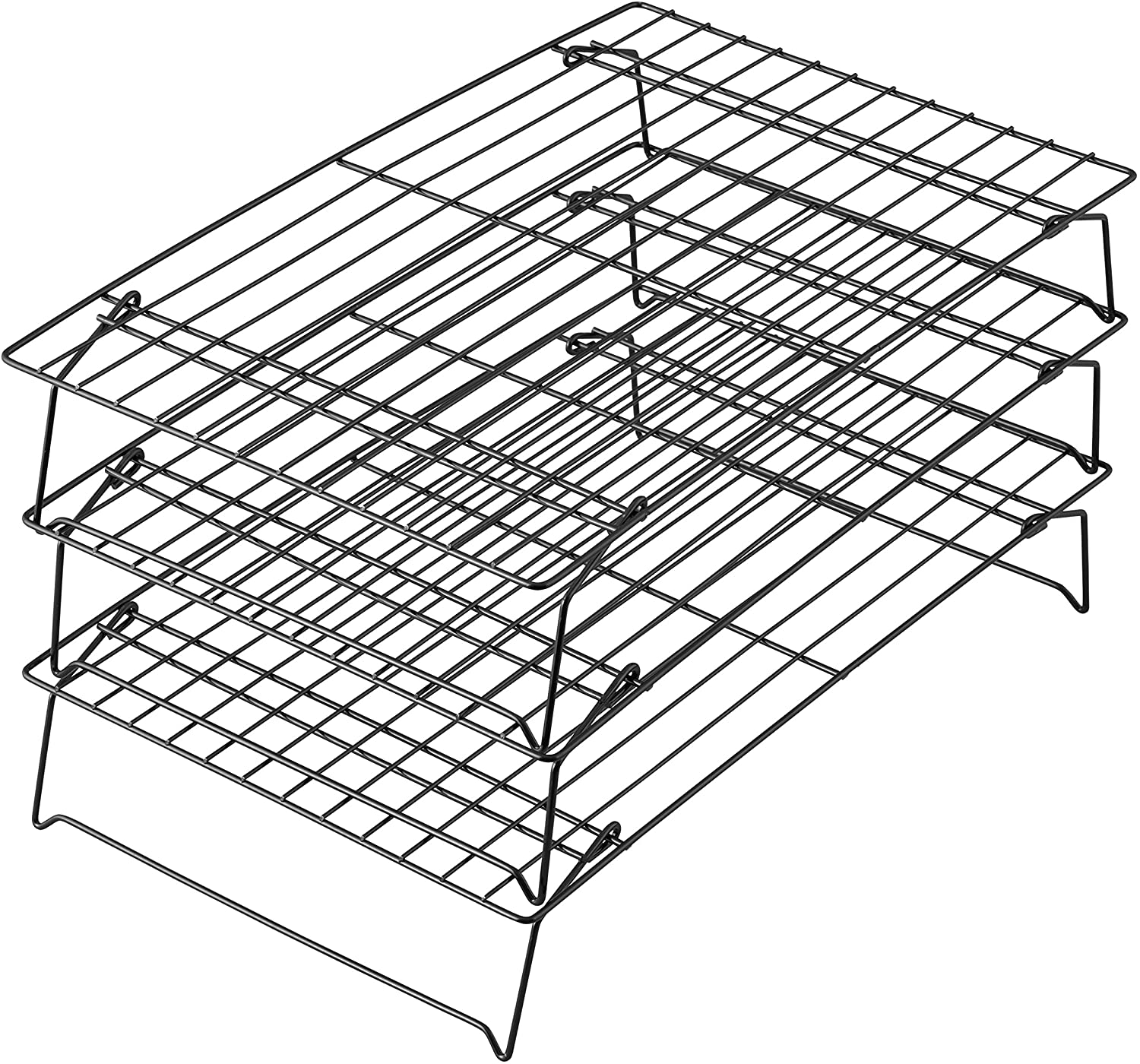 Wilton Excelle Elite 3-Tier Cooling Rack for Cookies, Cake and More